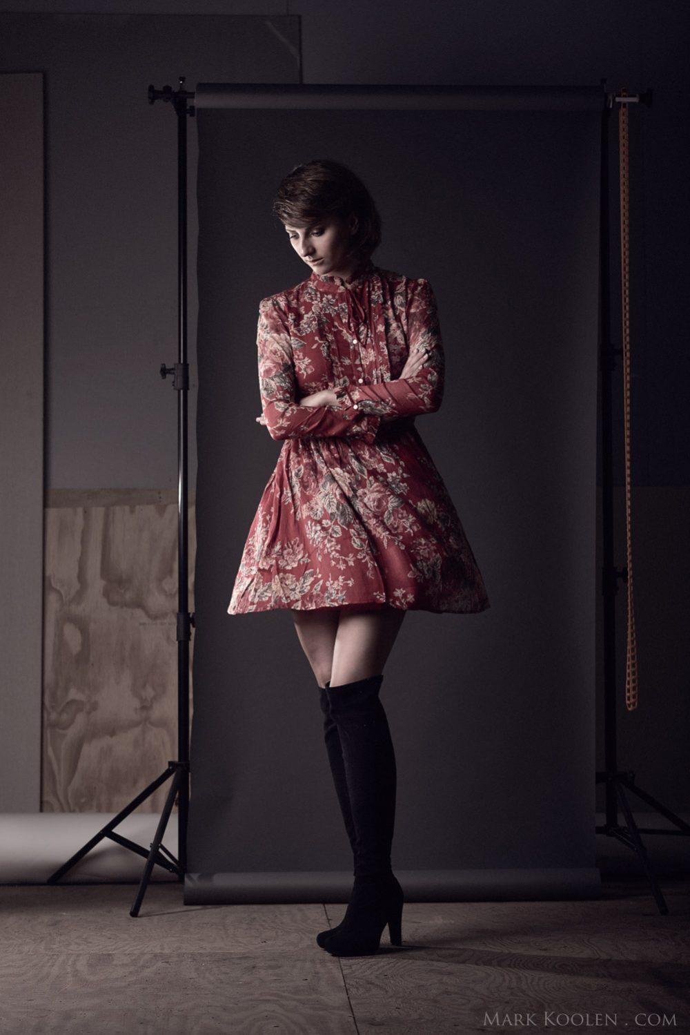 Sfeerfotos modefotografie met Ralph Lauren denim and supply door fotograaf Mark Koolen in Amsterdam