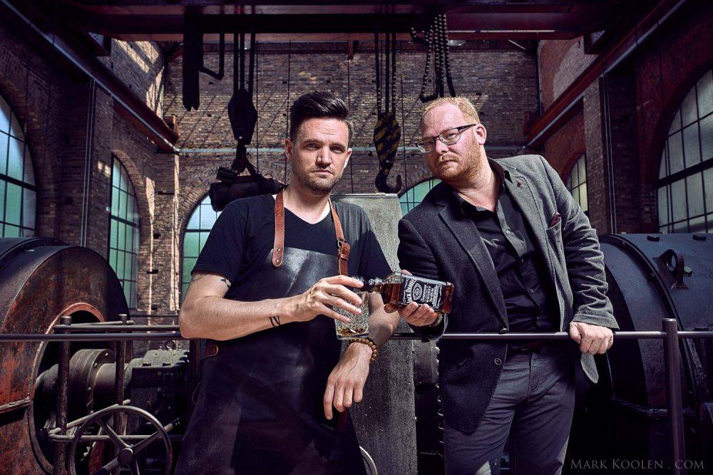 Opvallende bedrijfsfotografie voor restaurant lef Bedrijfsfotografie voor restaurant lef door fotograaf Mark Koolen Amsterdam