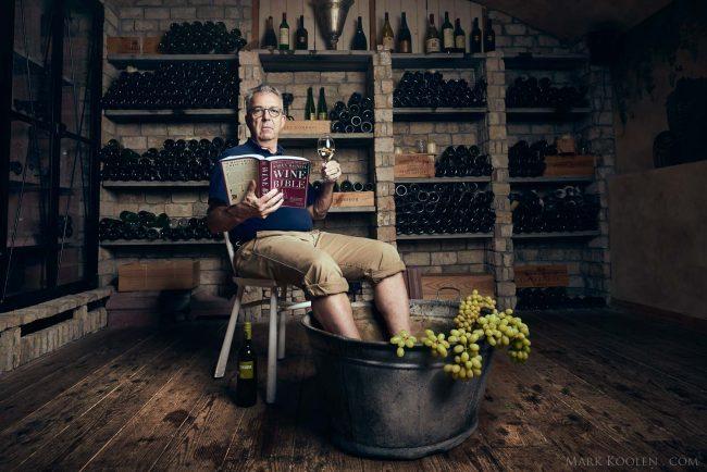 Fotoshoot horeca voor vinoloog en sommelier Heiko Oberman van Passion4wines in de Veranda Amsterdam door bedrijfsfotograaf Mark Koolen bedrijfsfotografie
