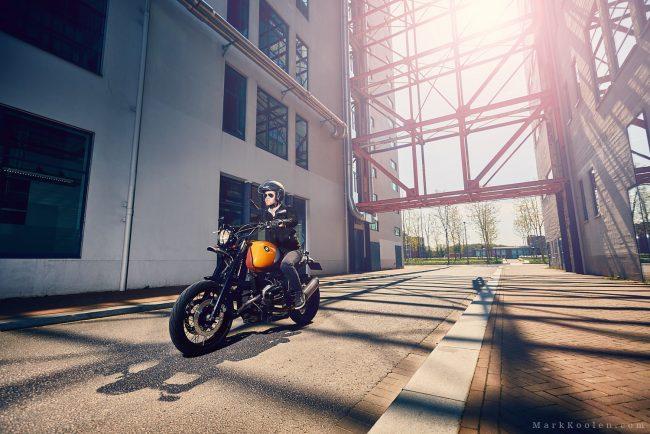exclusieve high end fotografie voor hoge luxe segment kwaliteit door fotograaf mark koolen motor bmw r1100r