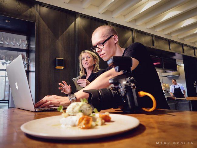 best food photographer amsterdam high end photography instagram michelin restaurant noble den bosch edwin cats