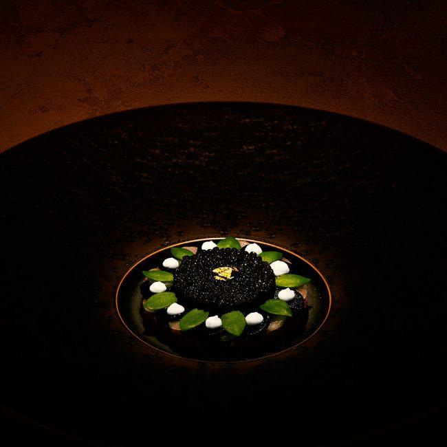 Mark Koolen luxury food cuisine photography Alma Oisterwijk caviar